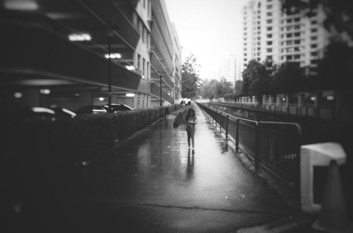 Those rainy days. Rainy Days Black And White Vscocam Life Streetphoto_bw First Eyeem Photo