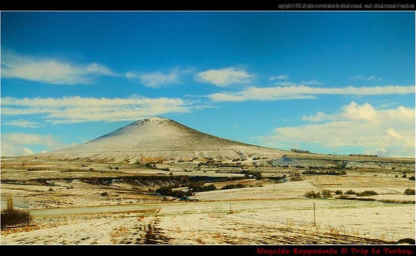 Wayside @ Cappadocia, Turkey. Turkey Landscape_Collection EyeEm Nature Lover EyeEm Best Shots