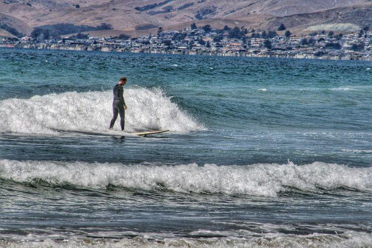 Water Wave Sea