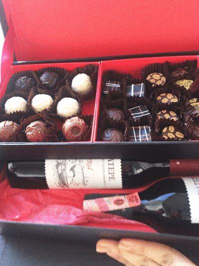 Vine Chocolate Love Newyork
