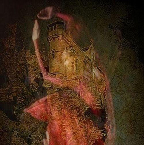 Haunted Ghosts Fantasy Horrorclub