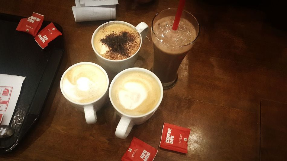 Examsdone✔️ Relaxation Friends Coffee Time FunTimes! Ccd With Friends Last Day Of Exam