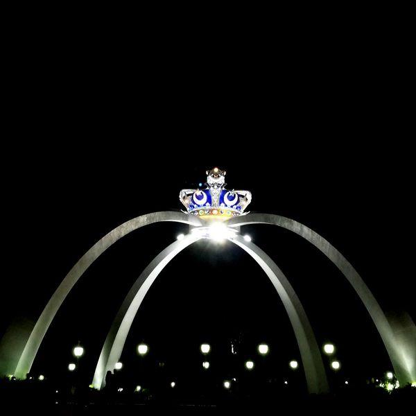 Night Sky Outdoors Malaysia Scenery Crown Sultanate Of Johor Danga Bay