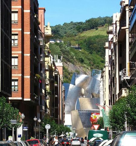 Seeing The Sights in Bilbao
