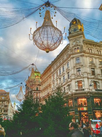 Christmas time in Vienna Austria Love the Architecture and Streetphotography , nice day my friends!
