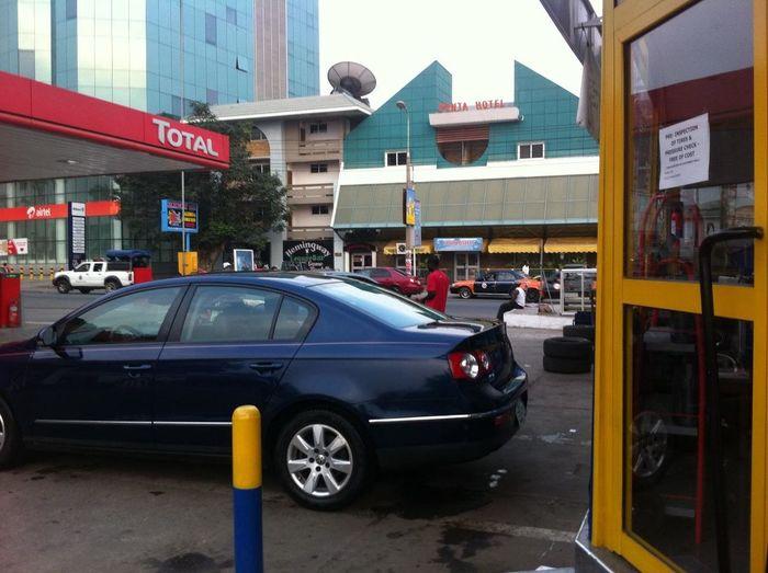 at Total Car Wash
