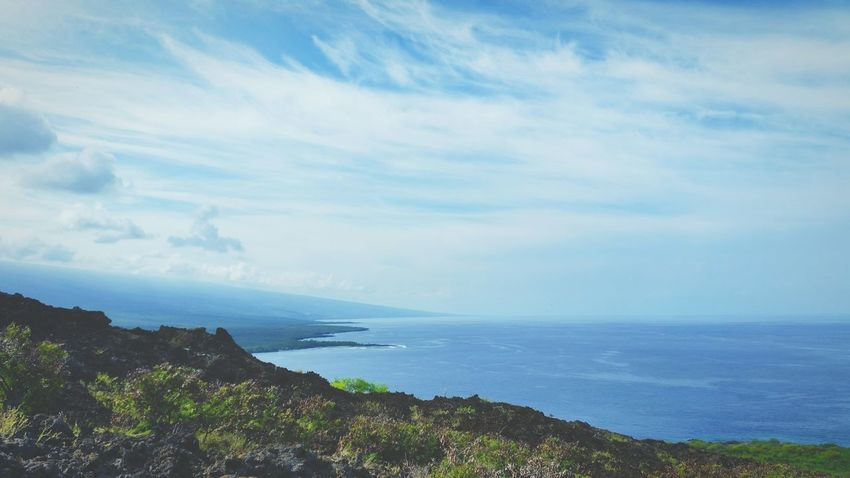 Hawaii Clouds And Sky Napo'opo'o Ocean View Ocean Hike Captain Cook Clouds Sky Life Is A Beach