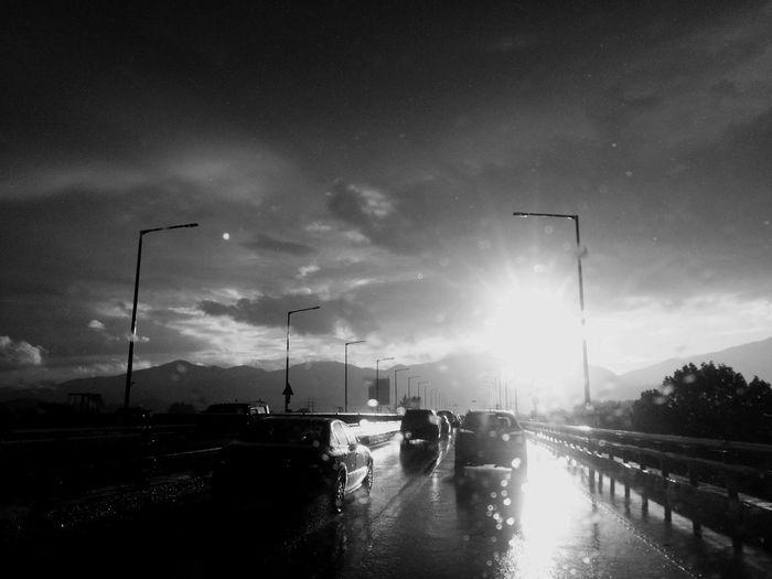 Drivingshots Sunshine Rainy Days