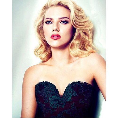 Scarlett Johansson Beautiful Sexy Woman