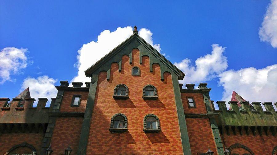 History Sky Architecture Building Exterior Built Structure Cloud - Sky