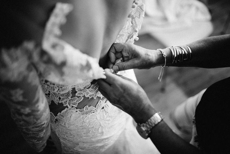Bride Getting