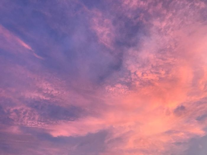 Sunset_collection Sky Sky Cloud - Sky Sunset Beauty In Nature Pink Color Tranquility Tranquil Scene