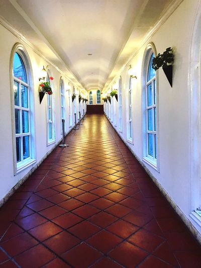 The path to nowhere - interesting The Way Forward Corridor Indoors  Architecture Arch No People Built Structure Day Travel Destinations Arts Culture And Entertainment Light And Shadow Tranquility Journey Vacations Illuminated Ceiling