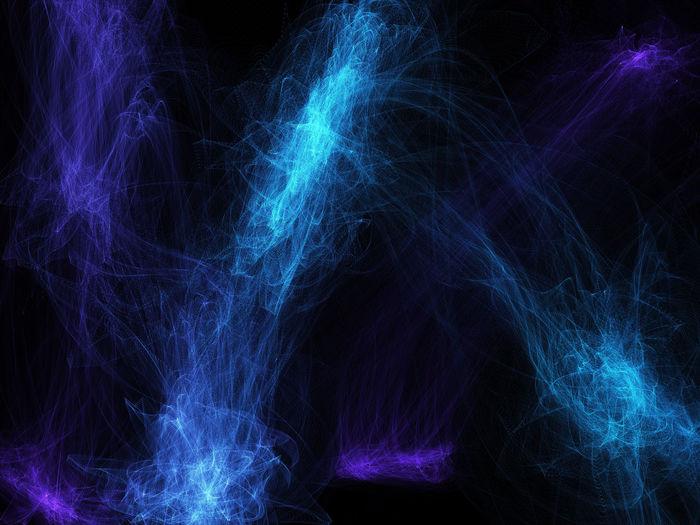 Full frame shot of illuminated light painting