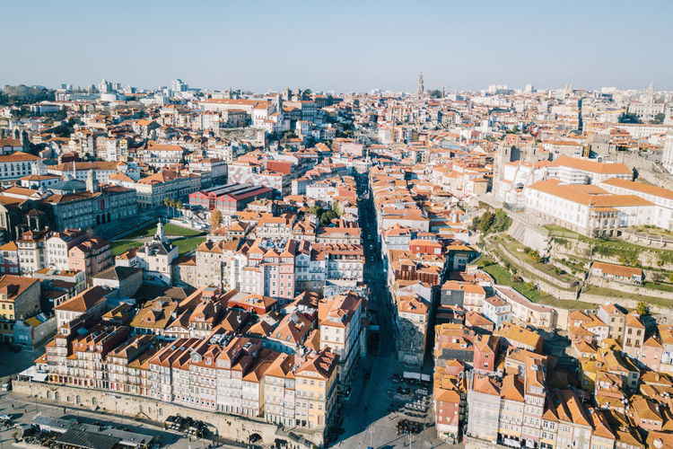 Aerial Shot City DJI Mavic Pro DJI X Eyeem Drone  Porto Aerial View Architecture Building Exterior Built Structure City Cityscape Clear Sky Crowded Day Dji Dronephotography Habour High Angle View Outdoors People Sky Travel Destinations Water Waterfront Fresh On Market 2018