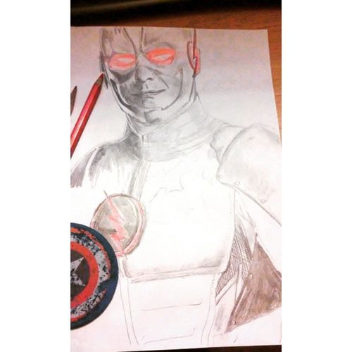 Part 2 Reverse flash almost getting done Reverseflash ArtWork Art TheCW DC Drzoom Eobardthawne Supervillians Tomcavanagh Theflash Tvshow Drawing Seasonone Artist Illustration