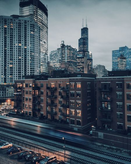Architecture Chicago The Street Photographer - 2016 EyeEm Awards