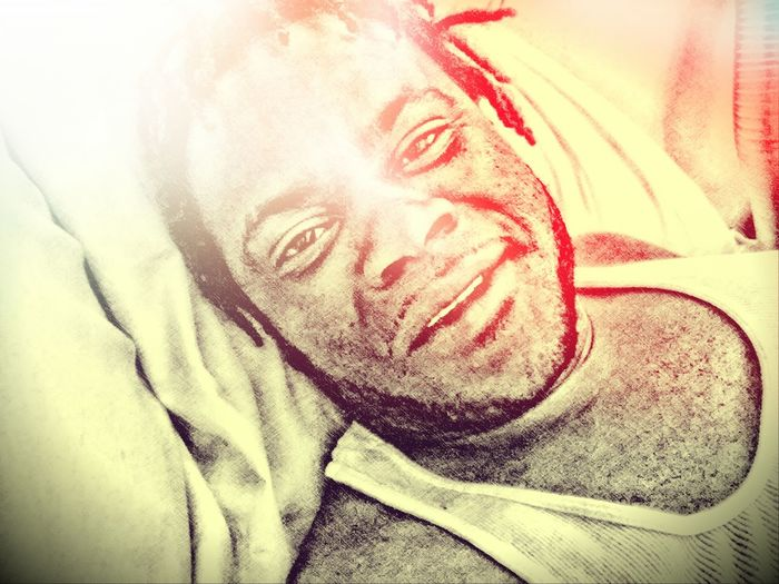 Sunday Morning StillInBed Selfie just waking up....i slept gud lastnite lolol