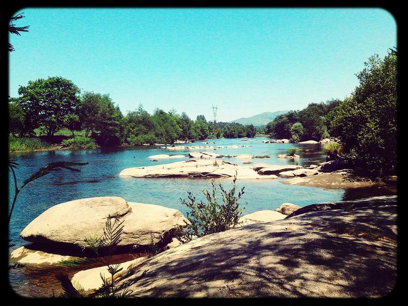 River Sunny Days Cavado