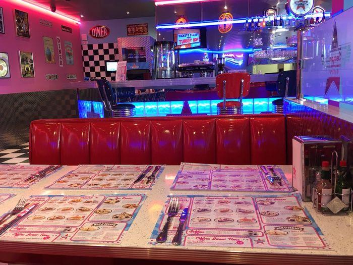 Restaurants Interiors Lights Memphis Coffee