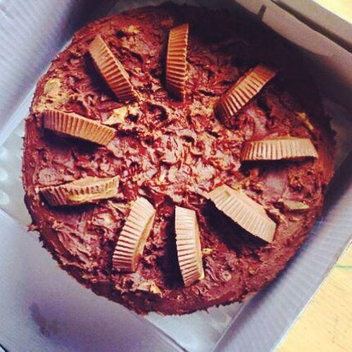 My Baking Birthday Cake Friends Peanut Butter