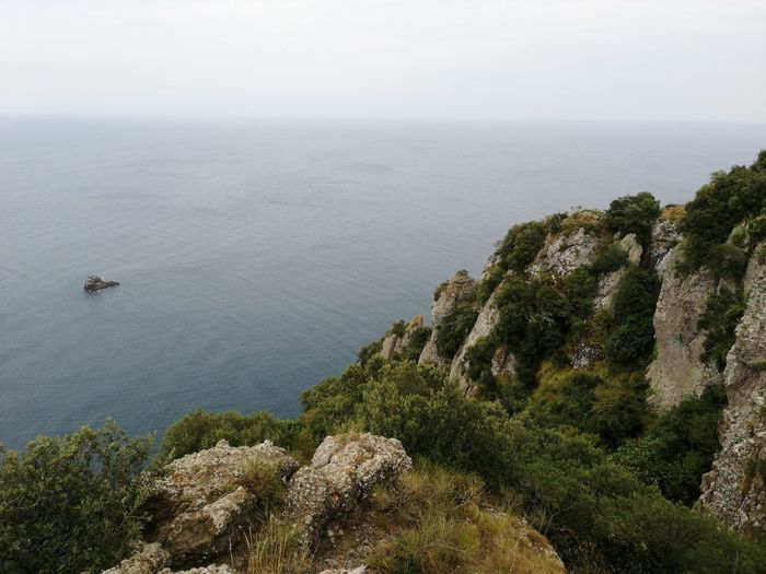 Water Sea Cliff