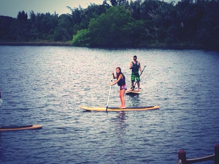 Stand Up Paddle ☀️?