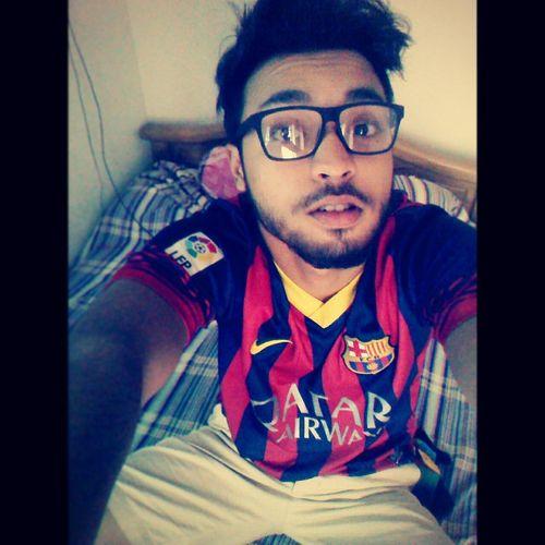 visca Barca That's Me