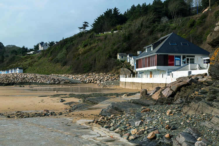 Barneville-carteret France Normandie, France Normandy Beaches Beach House Sea Stones