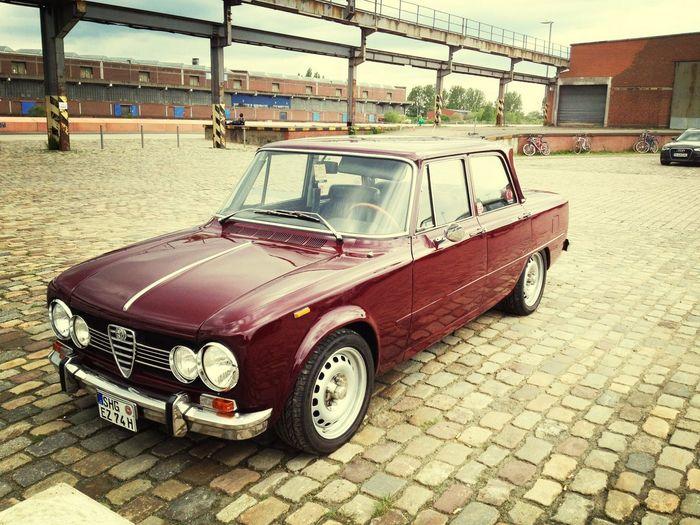 Alfa Romeo Giulia Nice Cars