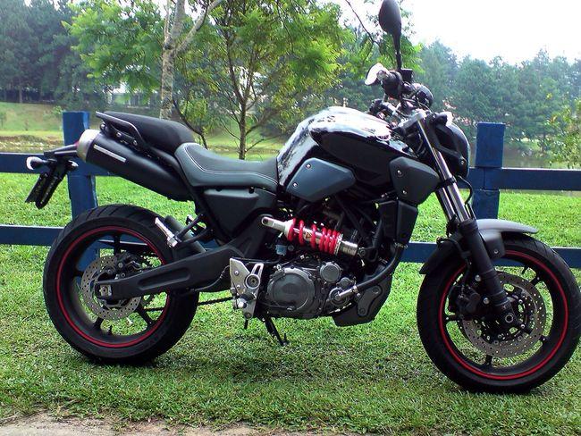 Yamaha Mt03 Buzzetti