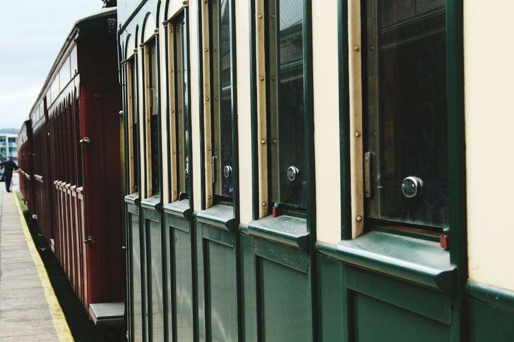 Old train Old Train Platform