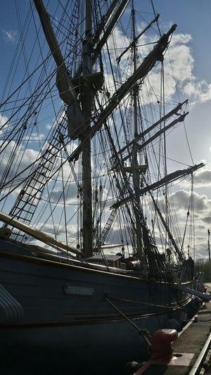 Sverige Oskarshamn Tre Kronor Sailboat Sail Away, Sail Away