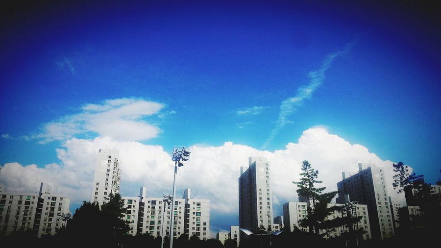 하늘, Sky, Samsung Galaxy Note II