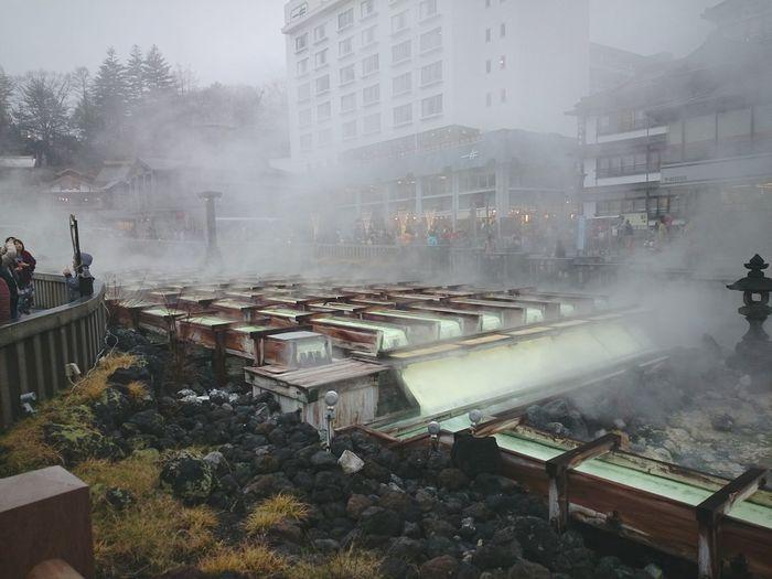 群馬 草津温泉 Hotspring Japanese Culture Japanese  Enjoying Life Kusatsu Kusatsu Onsen お出掛け