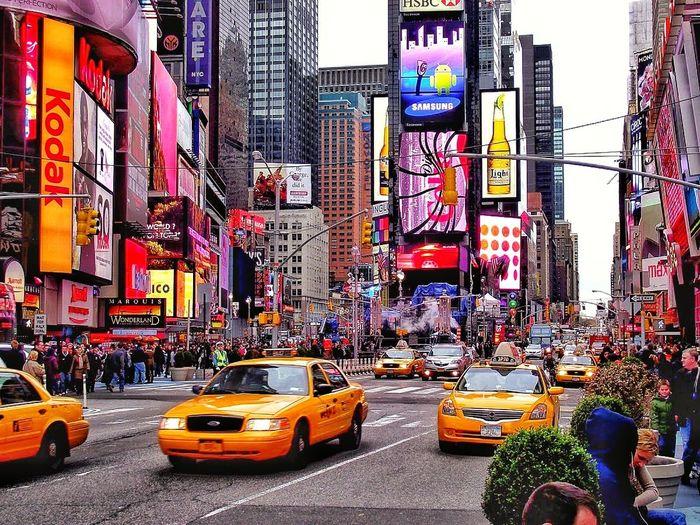 New York, Time