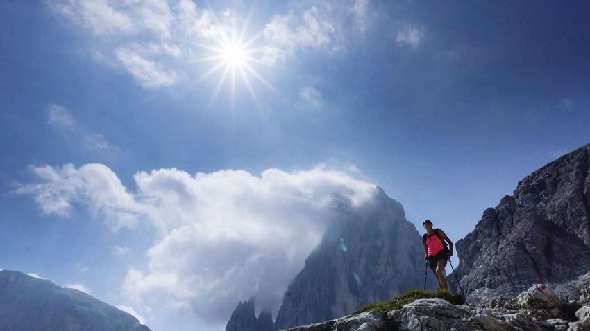 Mountain Adventure Sun Travel Sunlight Outdoors Nature Landscape
