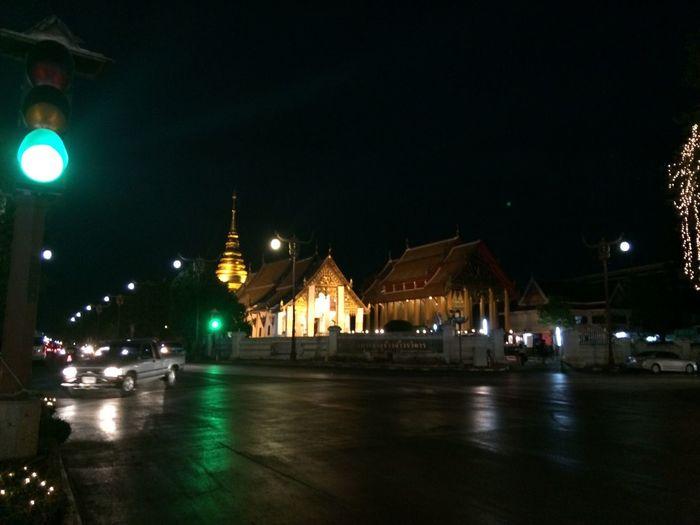 Night Life,Nan,Thailand