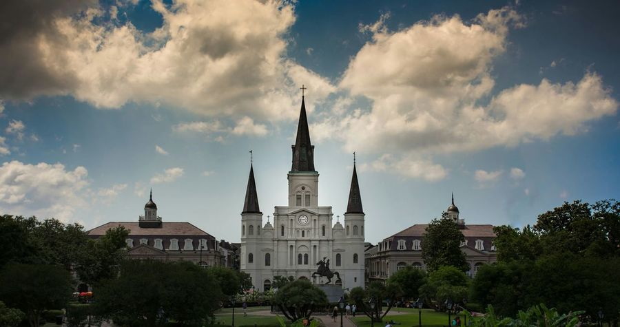 St. Louis Cathedral NOLA New Orleans