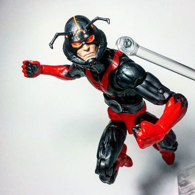 Thanks to @vundi for snagging this guy for me! Antman Ericogrady Hankpym Scottlang Marvel Marvellegends Marvelcomics Marvelnation MarvelFan Toyfan Actionfigure Toys Toyphotography Toypizza Toysarehellasick Toycollector Toycommunity Toycollection Thefigureverse Irredeemableantman