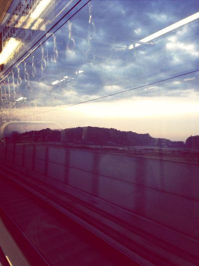 今日から石垣〜西表島の旅開始。初のLCC利用。4時起きで浅草橋からアクセス特急を使って成田空港に向かってるなう。