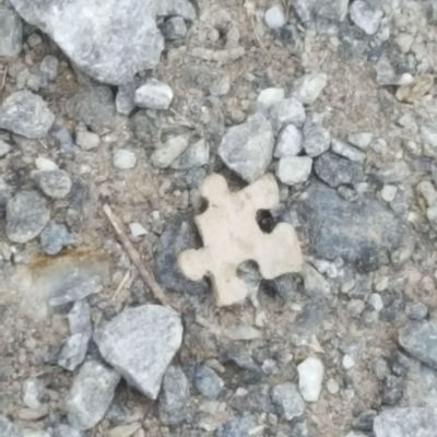 The missing piece Rock - Object Stone - Object Close-up Textured  Full Frame No People Built Structure Nature Quartz Backgrounds Outdoors Day Puzzle Piece Missing Link