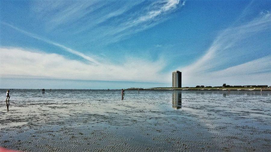 Büsum Sea And