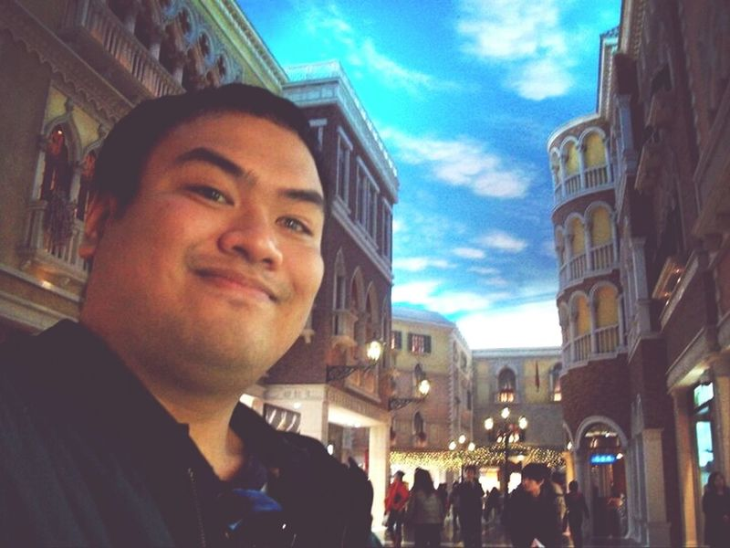 Venetian Hotel! :) Flashbackfriday