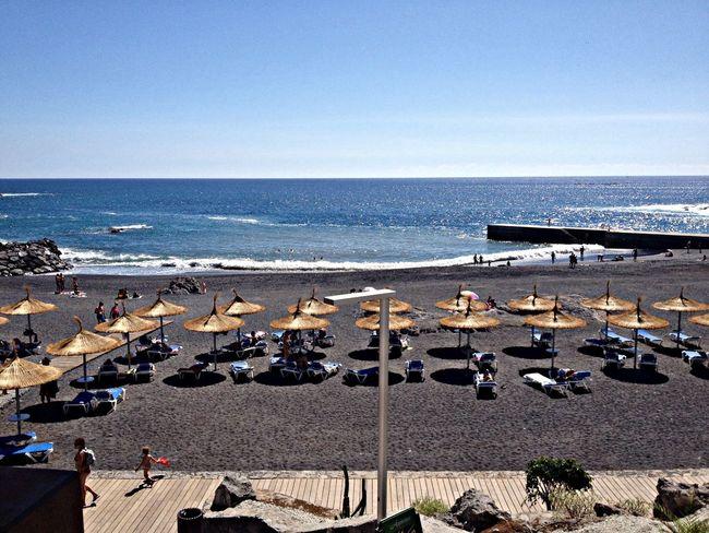 Relaxing... SPAIN Sea Relaxing Friends