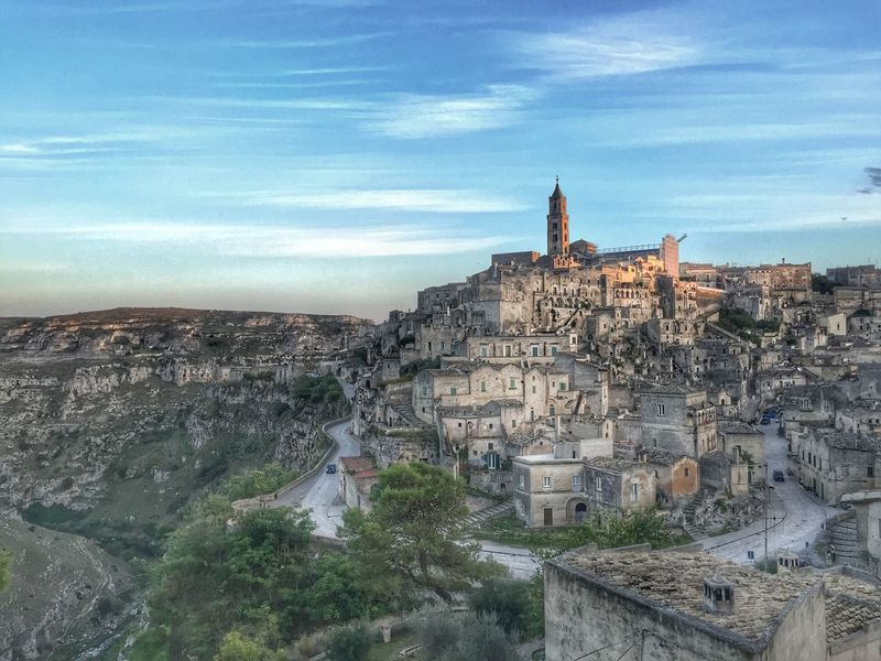 Matera2019 Matera Hello World Picoftheday Nature Landscape Taking Photos Relaxing Beautiful Nature Architecture Amazing Enjoying Life Sky Clouds And Sky Clouds