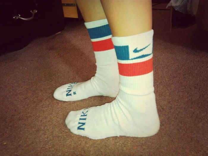my socks >>> your socks