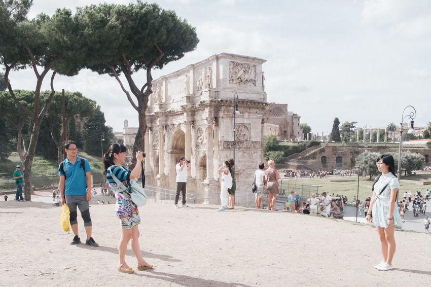 Moving Around Rome Roma Rome Tourists