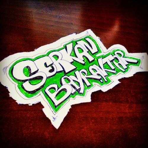 Graffiti Serkanbayraktar