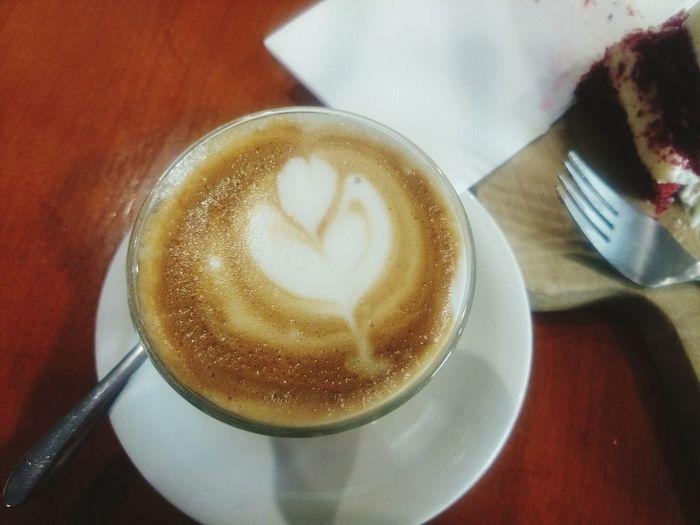 Cake and Coffee Heaven